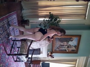 Jeaninne thai massage in Orinda, live escort