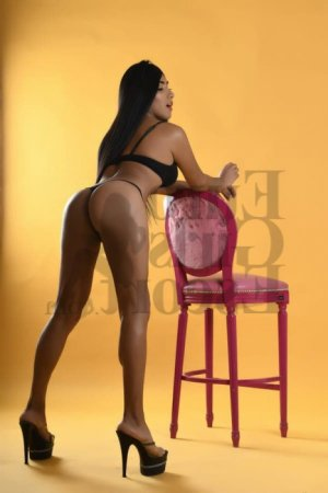 Raissa erotic massage in Gainesville