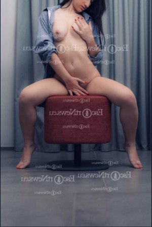 Sylviana erotic massage in Vacaville and live escort